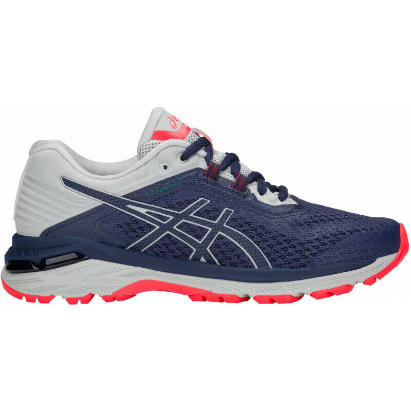 Details about Womens Asics Gt 2000 6 Trail Plasmaguard Women's Running Runners Shoes Navy