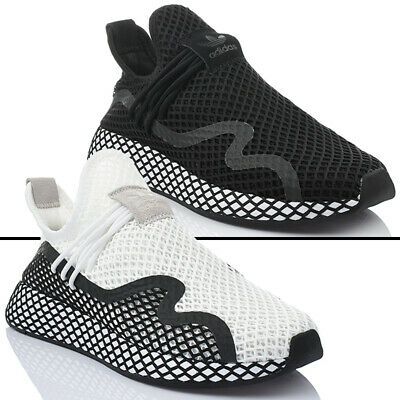 Neu Schuhe ADIDAS DEERUPT S Herrenschuhe EXCLUSIVE Sneaker Turnschuhe ORIGINALS  - Adidas Originals Turnschuhe