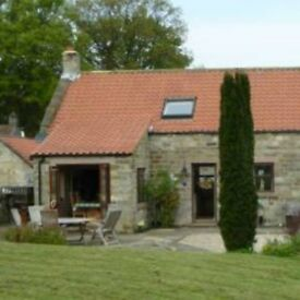 2 bed holiday cottage sleeps up to 5. North Yorks. Moors Availability in school holidays July/Aug