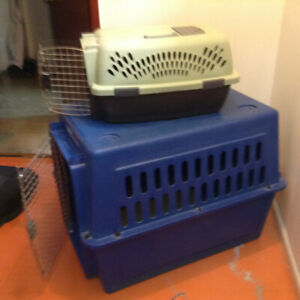 Two Pet Kennels For Sale