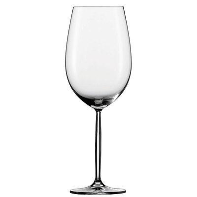 Schott Zwiesel Diva Large Bordeaux Glass (Set of 6)