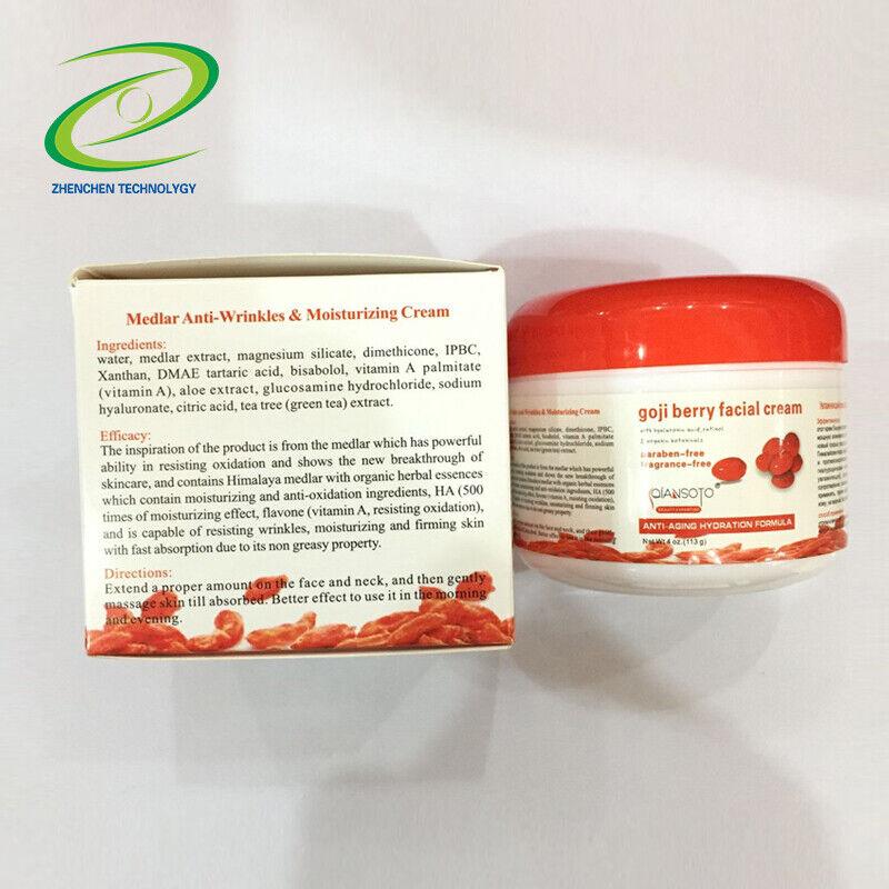 Goji Creme mit Hyaluron und Retinol Himalaya Goji Cream 113 g