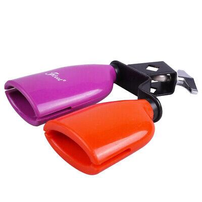 Red Jam Block - Drum Jam Block Set Purple & Red Plastic Percussion Musical Instrument Kit