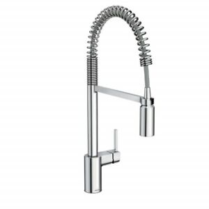 Moen 5923 Align One-Handle Spring Pulldown Kitchen Faucet