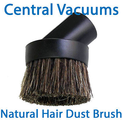 Central Vac Vacuum Dust Brush (1.25