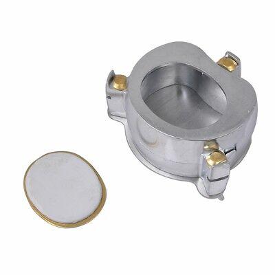 Dental Aluminium Denture Flask Compress Compressor Parts Lab Equipment Supplies