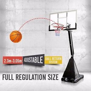 54 inch Portable Basketball Ring System Brisbane stock Eagle Farm Brisbane North East Preview