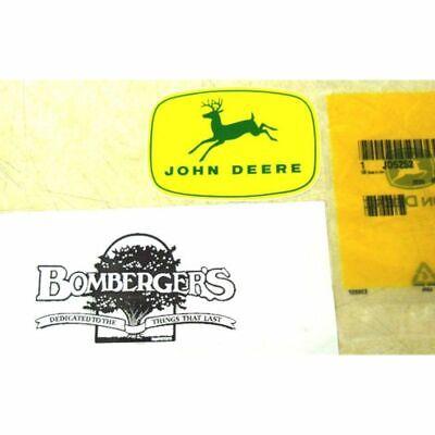 John Deere Jd5252 Decal 60 Lawn Tractor