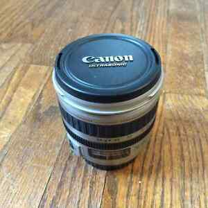 Canon EF 24-80mm Lens