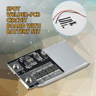 Portable Battery Nickel Sheet Spot Welder-pcb Circuit Board Diy Component.