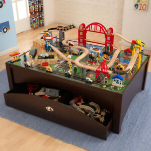 Kidcraft Metropolis Train Table For Sale