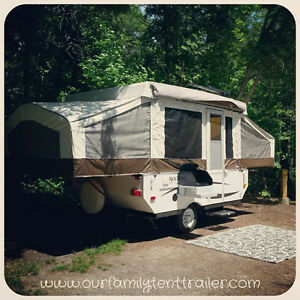 Tent Trailer FOR RENT!! NOW BOOKING 2017!!!