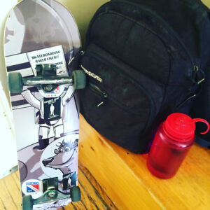 Fall is the best season for skateboarding, let's get rolling...
