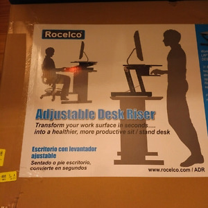 Adjustable Desk Riser
