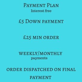 Pay weekly or pay monthly