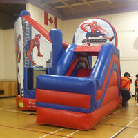 Bouncy castle deal