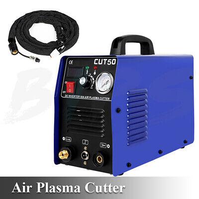 Plasma Cutter Cut 50 50amp 110220v Dual Voltage Air Plasma Cutting Machine