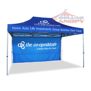 DELUXE CANOPIES CANADA CANOPY TENTS, FLAGS, TABLE COVERS London Ontario image 9