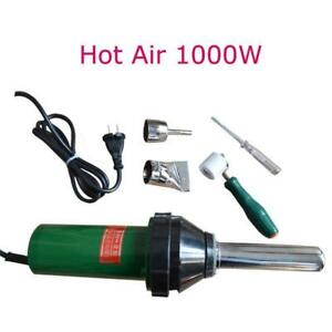 Hot Air Torch Plastic Welding Gun 1000W Hot air/gas welding plastic filler hot(#202109)