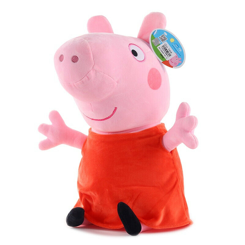 """kids toy 2-6 year 7.5/""""//19cm family pig plush adorable danny dog stuffed doll"""