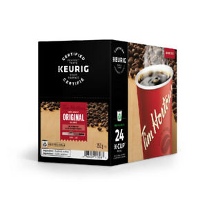 Tim Hortons K-Cups Original & Dark Roast
