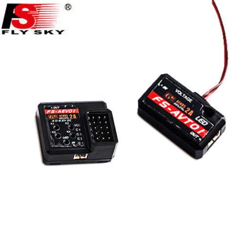 Flysky Voltage Magneto-optical Sense Temperature data Acquisition Module Ibus