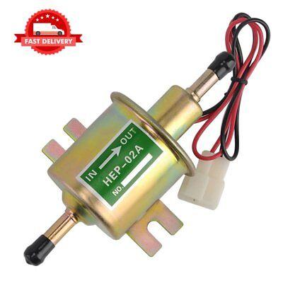 Bomba de gasolina 12V bomba de combustible eléctrica gasolina diesel en línea