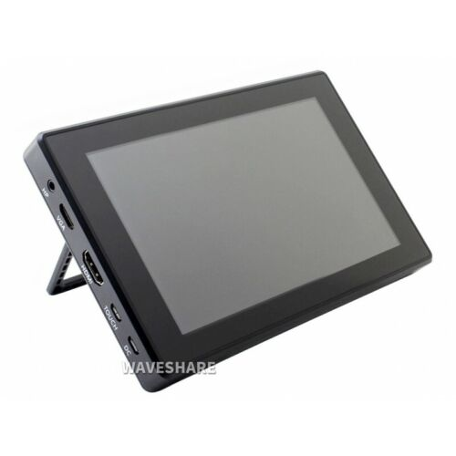 1024x600 7inch IPS Display with Case Touch Screen for Raspberry Pi 4B/3B+/3B