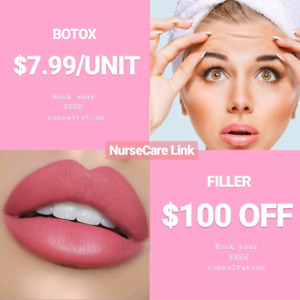 BOTOX FILLER TREATMENT FREE CONSULTATION IN BRAMPTON
