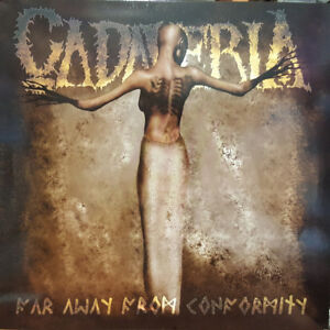 Cadaveria Vinyl Record Album, Limited Edition, Numbered