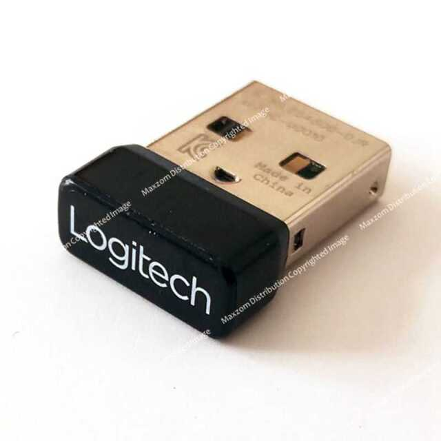 Logitech Connect Utility Wireless Receiver for MX1100R Rechargeable Laser Mouse