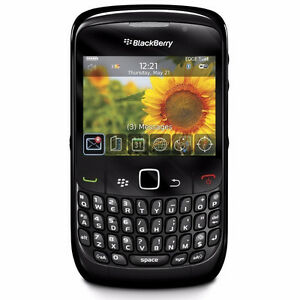 Blackberry Curve 8520 Rogers