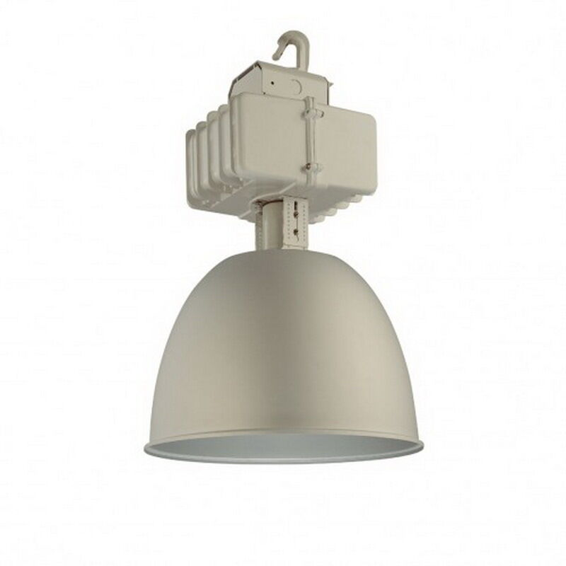 Aluminum 400 Watt Metal Halide High Bay Indoor/Outdoor Ceiling Light Orig $486