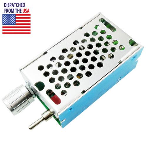 DC Motor Speed Controller Reversible PWM HHO Reversing Control Switch 12/24V 40V