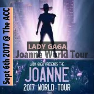 LADY GAGA @ ACC – AMAZING FLOOR GENERAL ADMISSION TICKETS & MORE