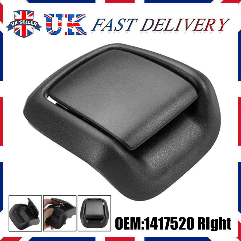 Car Parts - NEW Front Right Seat Tilt Handle Black For Ford Fiesta Mk6 2002-2008 3 1417520 A