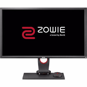 """xl2730 BenQ monitor 1440p 144hz, 27"""", Brand new, 3 year warranty"""