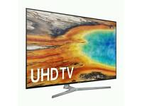 "SAMSUNG 55"" UHD SMART 4K WIFI HDR HD FREEVIEW NEW IN BOX. COMES WITH WARRANTY ."