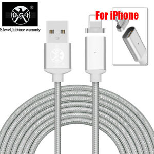 2M Magnetic USB Quick Charging Data Charger Cable For iPhone 5s