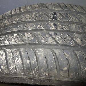 195/60/15 Ford Focus Winter Tires & Rims London Ontario image 2