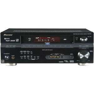 Pioneer Surround Sound Receiver with Remote - HDMI Edmonton Edmonton Area image 1