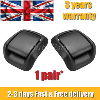 1 Pair Right + Left Hand Front Seat Tilt Handles For FORD Fiesta MK6 2002-2008UK
