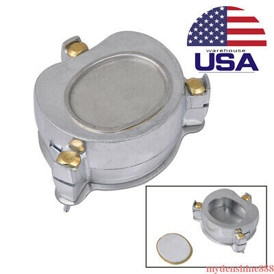 Dental Aluminium Denture Flask Compressor Parts For Dental Lab Equipment System