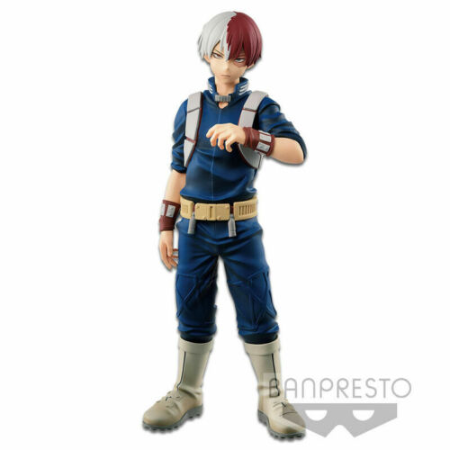 Banpresto My Hero Academia Age of Heroes Anime Figure Toy Shoto Todoroki BP39655