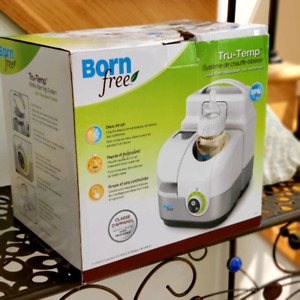 Born Free's Tru-Temp™ Bottle Warming System