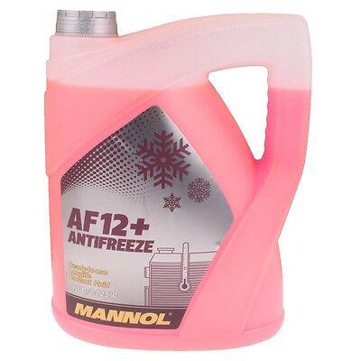Kühlerfrostschutz Rot G12+ 5 L Mannol Antifreeze AF12+ -40°C Kühlmittel VW Audi online kaufen