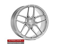 "19"" Veeman VC03 (Silver machined) alloy wheels and tyres (5x112) Suits most VW, Seat,Audi etc"
