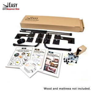 Do-It-Yourself Wall Bed Hardware Kit
