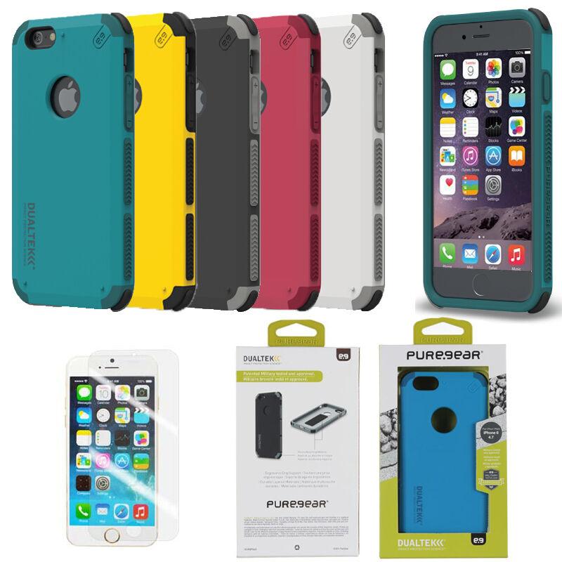 "For Apple Iphone 6s Plus (5.5"") Puregear Dualtek Extreme ..."