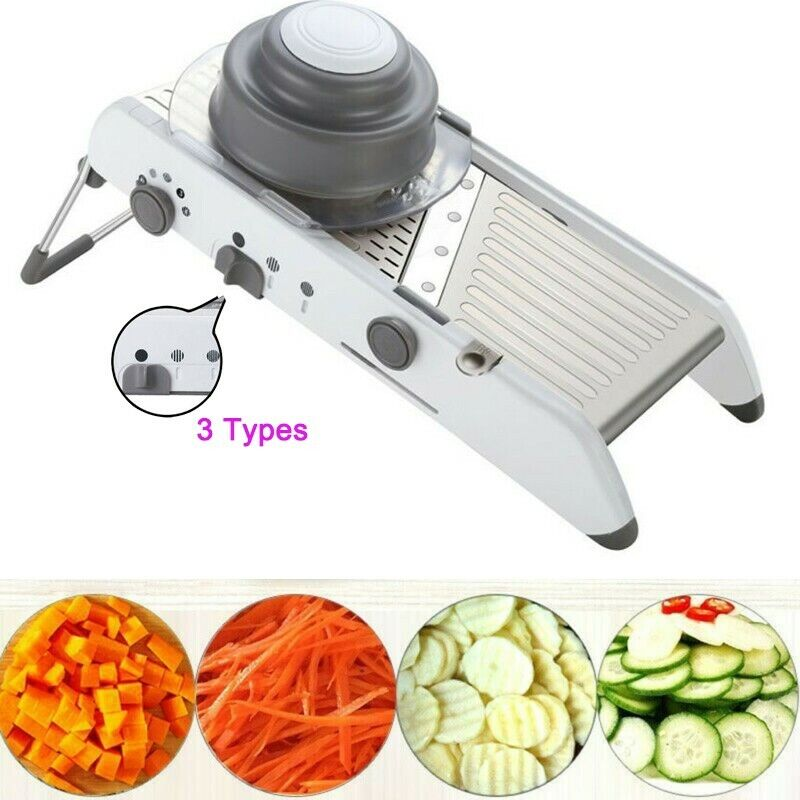18 in 1 Kitchen Vegetable Fruits Potato Cucumber Cutter Pieces Slices Shreds
